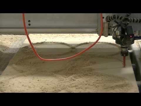 Mass CNC Batch Cutting - Haas SR-100 CNC Machine: Abbreviated Workday #4