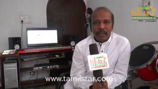 Music Director Soundaryan At Ninayatha Mazhai Movie Team Interview