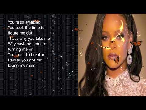 RIHANNA ft. DRAKE - WHAT'S MY NAME [LYRICS VIDEO HD] mp3
