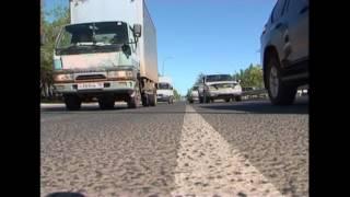 Ремонт дороги на улице Мира вновь остановлен