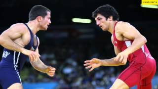 The Best Moments of Greco-Roman Wrestling in Olympics 2012