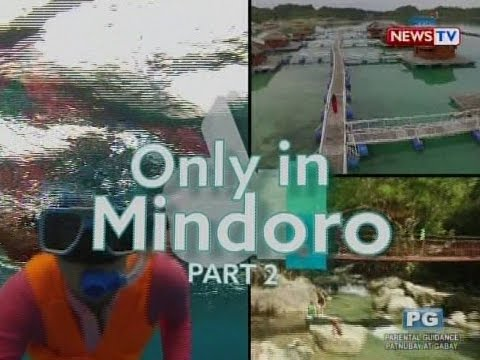 Good News: Only in Mindoro (part 2)