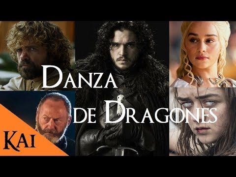 Canción de Hielo y Fuego 5: Danza de Dragones