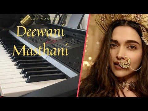 deewani-mastani---bajirao-mastani---instrumental