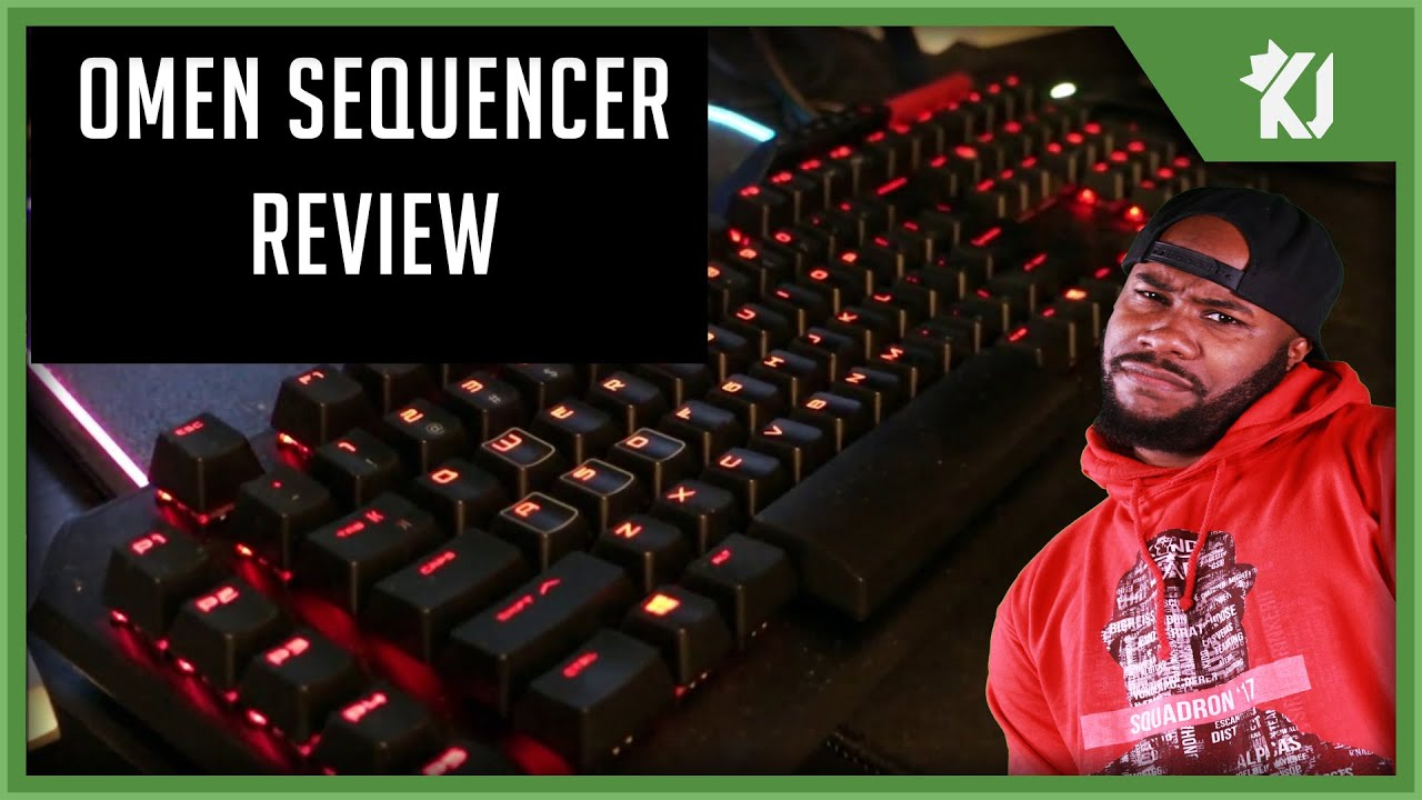 OMEN BY HP SEQUENCER & REACTOR [REVIEW]