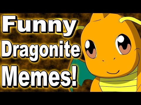 Funny Pokemon Pictures and Memes - Hilarious Dragonite Meme Compilation!