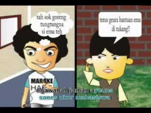Marake HP - Kustian Ngalalana - Pop Sunda Anak-Anak Indonesia - SDN 3 Megawon.flv