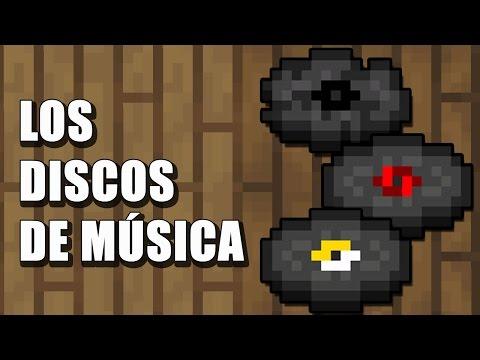 Todo sobre los discos de musica - Minecraft en Español