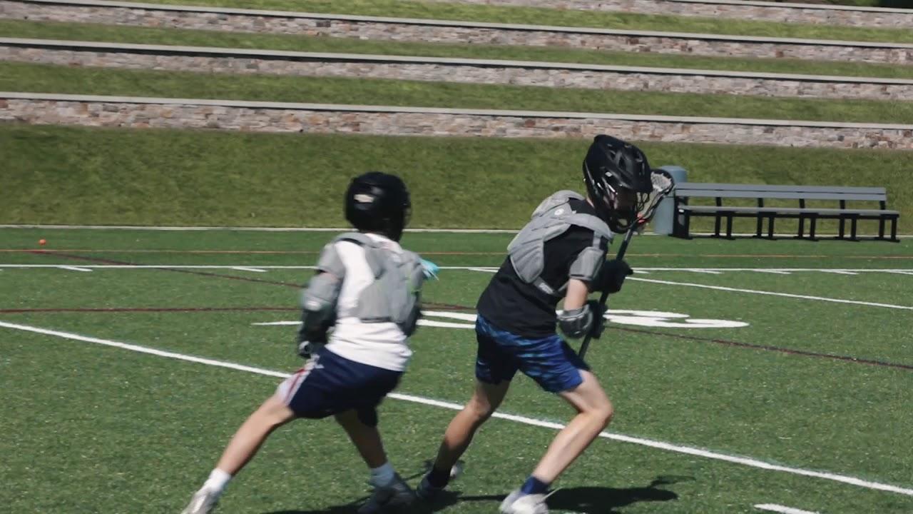 Maverik Max EKG Lacrosse Shoulder Pads