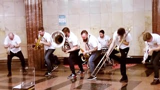 Fergie - A Little Party Never Killed Nobody (All We Got) (Brevis Brass Band Cover)