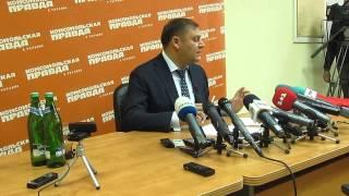 Губернатор Харьковской области Михаил Добкин 2