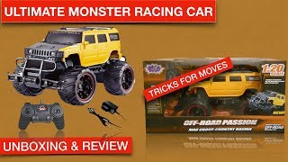 RC Hummer Unboxing & Testing | Cheap & Best Hummer