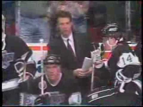 Kings V Nordiques periods 2 & 3  2/2/1993