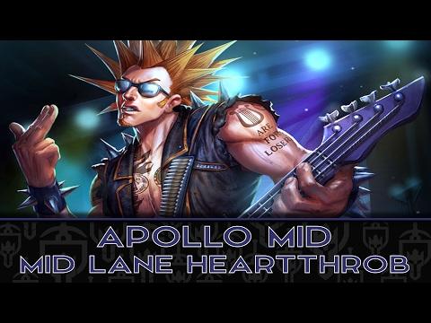 APOLLO MID: WHY WAS HE BUFFED? - Incon - Smite