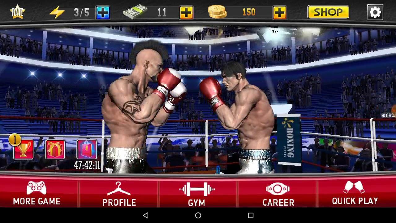 Бокс Для Андроид- Boxing 3D Pro-Игры для …