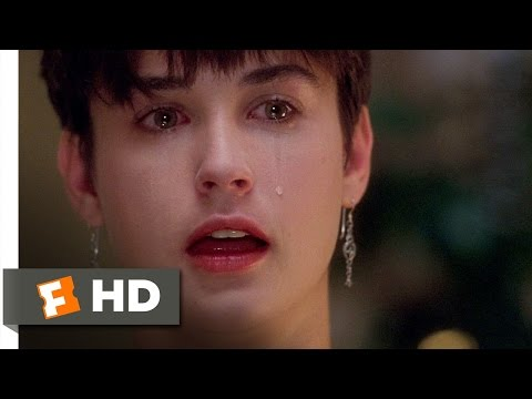 Molly Finally Believes - Ghost (9/10) Movie CLIP (1990) HD