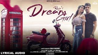 Dream Girl (Lyrical ) Raja | White Hill Music | New Punjabi Song 2018