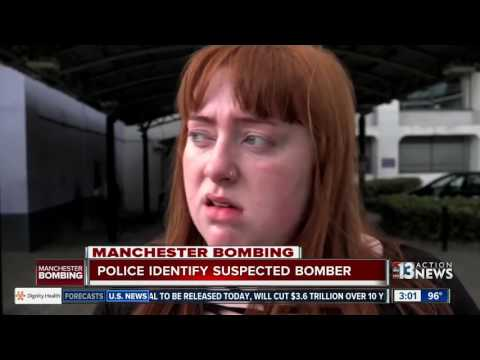 Police identify suspected bomber in Manchester terror attack