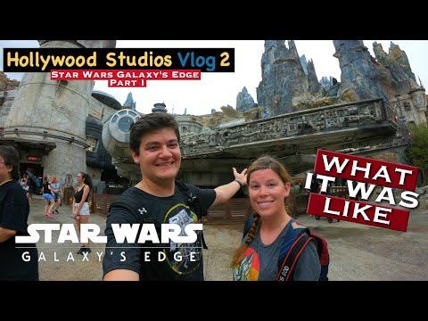 Star Wars: Galaxy's Edge | Confiram o visual do mais novo Parque Temático da Disney em Orlando.