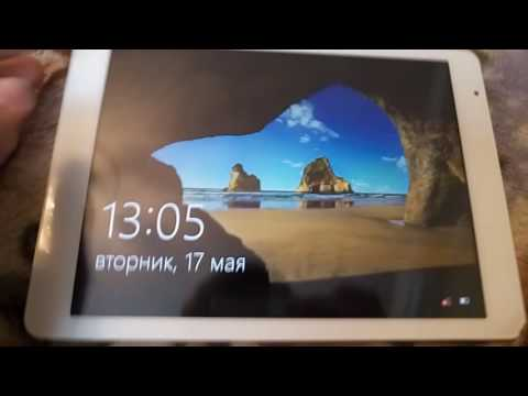 как запустить windows 10 на android планшете