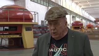 Вырос город Новочебоксарск История Чебоксарской ГЭС