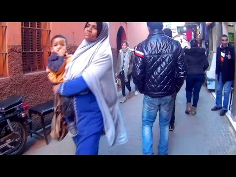 Is It Safe to Travel in Muslim Countries? (Filmed in Morocco)