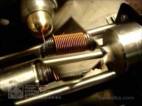 видео: Все способы намотки. Намотка разнообразных электротехнических изделий.