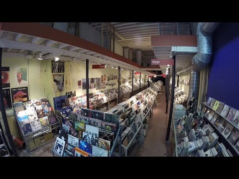 a.k.a. music | Record Stores Across America | Philadelphia, PA | S0506