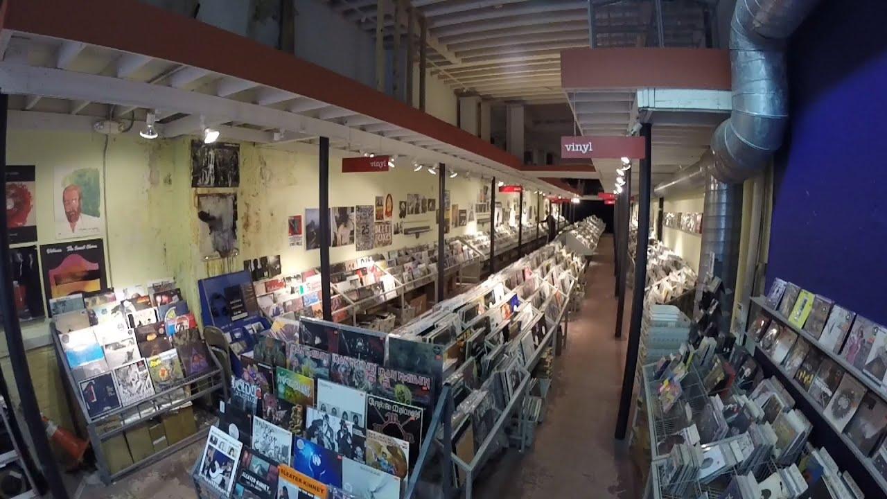 A K A Music Record Stores Across America Philadelphia
