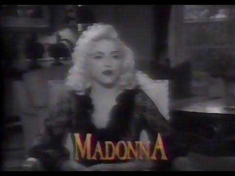 Dinner with Madonna (1991)