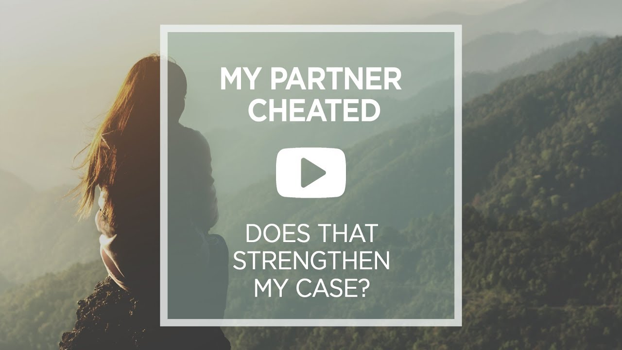 Infidelity - Does cheating impact my divorce?   Ramsden Lawyers