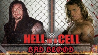 Undertaker Vs  Shawn Michaels  Bad Blood 1997  Full Match  Wwf Hell In A Cell Match