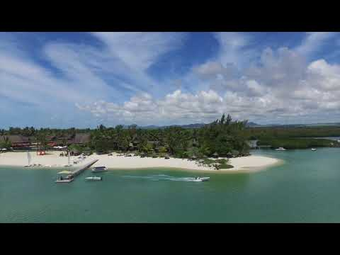 Beach Villa in Mauritius at Constance Prince Maurice