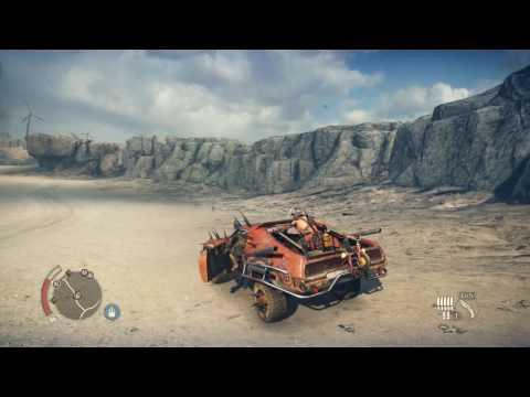 Mad Max - PC GAMEPLAY - ULTRA / 60 FPS / 2K RES