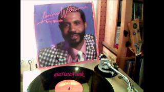 LENNY WILLIAMS - our love - 1986