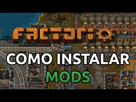 factorio how to download mods