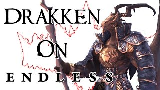 Drakken on Endless 01 - Spreading Wings (Endless Legend Gameplay)