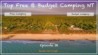 Top Free&Budget camping NorthernTerritory|Caravanning Australia|Biglap-Just Vanning It