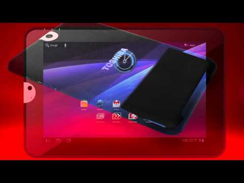 Toshiba How-To: Transfer Files To and From the Thrive Tablet
