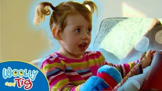 Woolly and Tig - Day At Nan's House | TV Show for Kids | Toy Spider