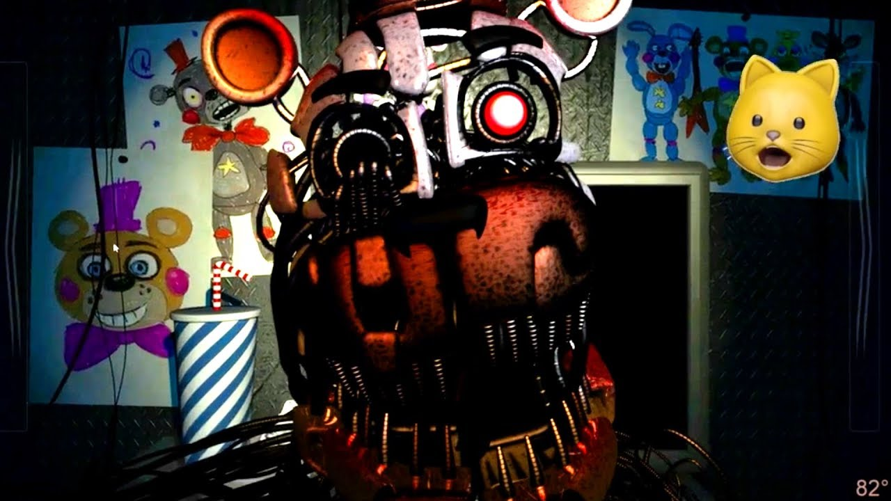 WHAT HAVE I DONE?! | Five Nights At Freddy's: Pizzeria Simulator [FNAF 6]