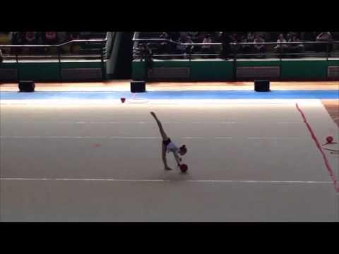 Antonia Giocondo Nazionali ginnastica ritmica