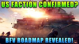 US Faction CONFIRMED? - Battlefield V Roadmap Revealed!