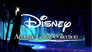DISNEY 1h Acoustic Guitar Collection • relaxing/studying/reading music screenshot 5
