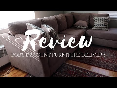 Review Bob S Discount Furniture Delivery Youtube