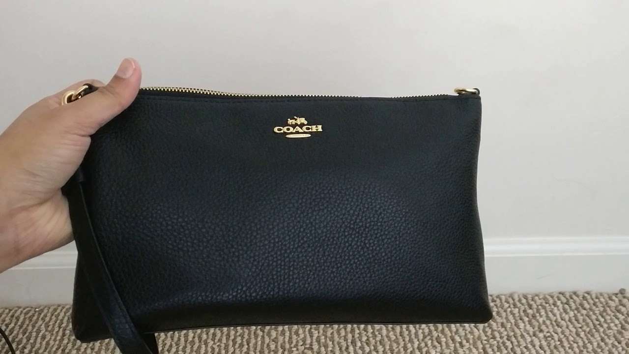 How Do I Save Money At Coach Outlet Large Wristlet 25