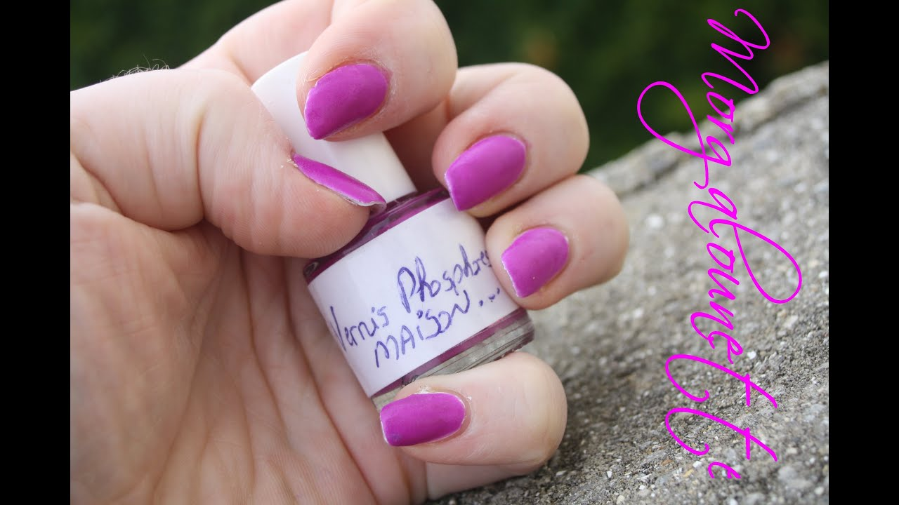 Faire Son Desherbant Total Comment Faire Son Vernis Phosphorescent La Vidéo Tuto