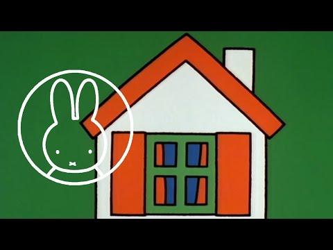 het huis van nijntje • nijntje de originele serie