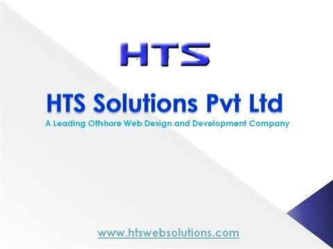 HTS Solutions - Offshore Web Design and Development Company