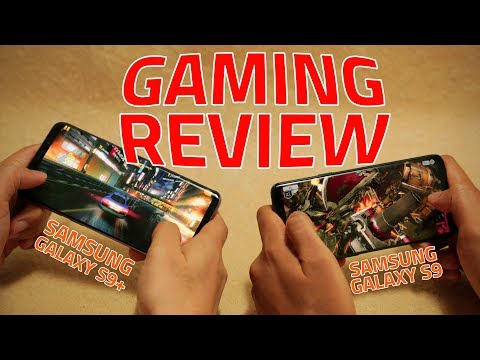 Samsung Galaxy S9, Galaxy S9+ Gaming Review | Which One's Better for Heavy Games?